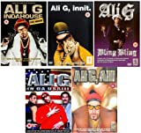 The Complete Ali G Movies DVD Collection: Ali G, Indahouse - The Movie / Ali G, Innit / Ali G, Bling Bling / Ali G in da USAiii / Ali G, Aiii