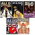 The Complete Ali G Movies DVD Collection: Ali G, Indahouse - The Movie / Ali G, Innit / Ali G, Bling Bling / Ali G in da USAiii / Ali G, Aiii