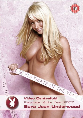 Playboy - Sara Jean - Playmate Of The Year 2007 [DVD]