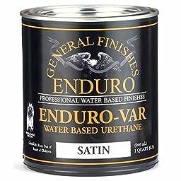 General Finishes Enduro-Var Satin Quart