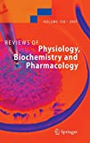 img - for Reviews of Physiology, Biochemistry and Pharmacology 158 book / textbook / text book