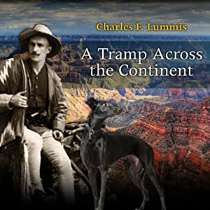 A Tramp Across the Continent Audiobook