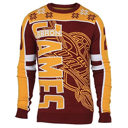 Lebron James 2015 Player Ugly Sweater