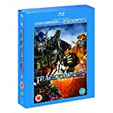Transformers 1 and 2 [Blu-ray],Revenge of the Fallenby Shia LaBeouf