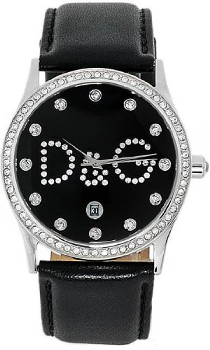 D&G Dolce & Gabbana Women's DW0008 Gloria Watch