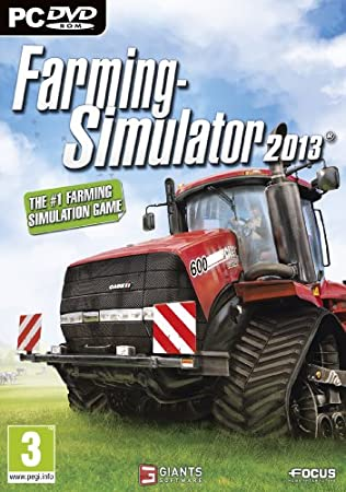 Farming Simulator 2013 (PC DVD)