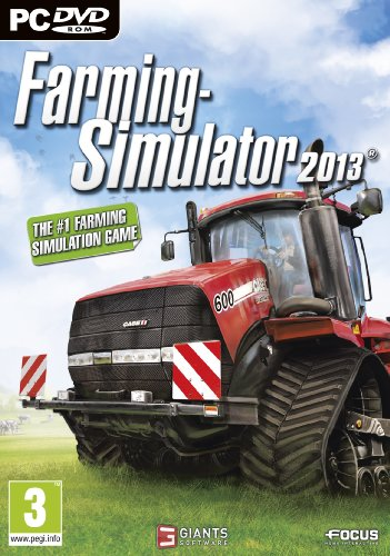 Farming Simulator 2013 (PC and Mac DVD)