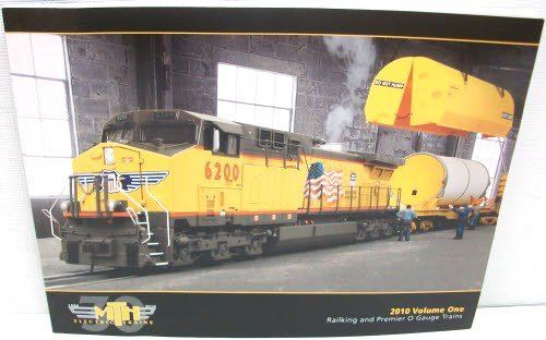 MTH 2010 V1 Railking & Premier O Gauge Trains Catalog