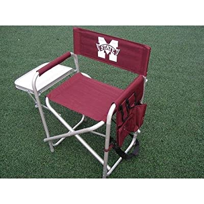 Rivalry RV276-1300 Mississippi State Directors Chair