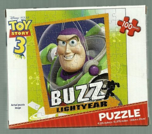 "Disney's Toy Story ""Buzz Lightyear"" 100 Piece Jig-saw Puzzle"