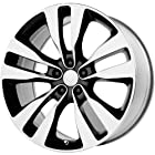 Wheel Replicas V1167 Dodge Charger SRT8 Machined Face and Lip/Black Window (20x9/5x115mm)