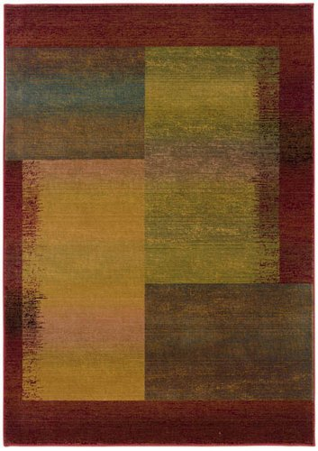 Kharma Ii Collection Woven Rug (#1092W) 7'10
