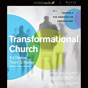 Transformational Church Audiobook