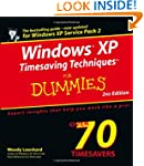 Windows XP Timesaving Techniques For...