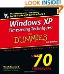 Windows XP Timesaving Techniques For...