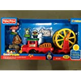 Fisher Price Little People Zoo Talkers Train Set