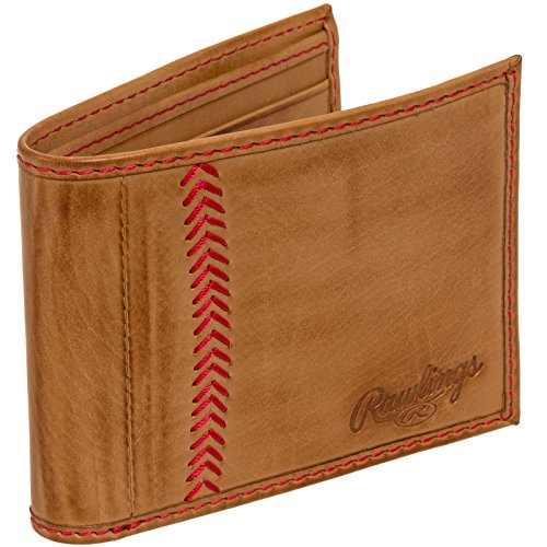 rawlings-baseball-stitch-bifold-wallet-brown