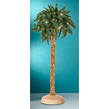 #!Cheap 5 Foot Lighted Palm Tree