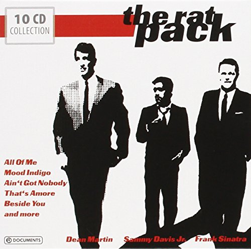 The Rat Pack - 10 CD Cofanetto