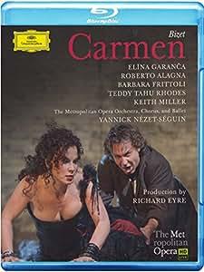 Bizet: Carmen [Blu-ray] [2012]