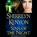 Sins of the Night: A Dark-Hunter Novel (       UNABRIDGED) by Sherrilyn Kenyon Narrated by Fred Berman