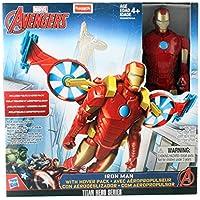 Avengers Titan Hero & Vehicle - Iron Man