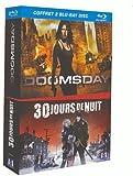 Image de Doomsday + 30 jours de nuit - Coffret 2 Blu-Ray [Blu-ray]