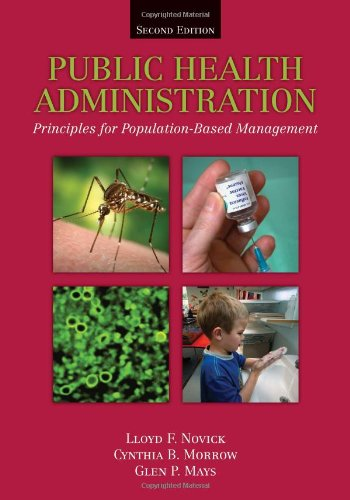 Public Health Administration: Principles For...