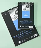 Canson Montval Watercolor Paper 9 in. x 12 in. block of 15