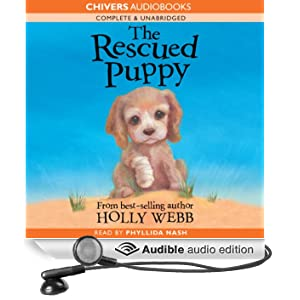 The Rescued Puppy (Unabridged)