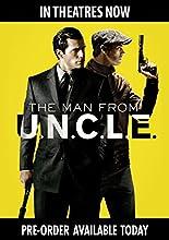 The Man from U.N.C.L.E. [Blu-ray] (Bilingual)