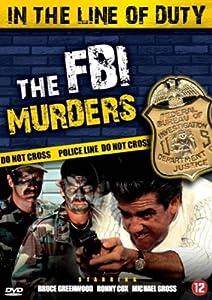 In the Line of Duty: The F.B.I. Murders (FBI) [Region 2] [import]