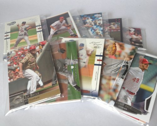 MLB Baseball Cards Party Favors - (10) Sets of 10 Baseball Cards