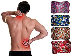 KS Electric Cordless Heating Pad Hot Water Pillow Bag Heat Warm Muscle Pain Relief