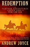 img - for REDEMPTION: The Further Adventures of Huck Finn and Tom Sawyer book / textbook / text book
