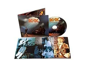 Let There Be Rock - Edition digipack remasteriséé (inclus lien interactif vers le site AC/DC)
