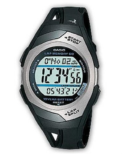 Casio Unisex Sport Runner's Watch Str-300C-1Ver