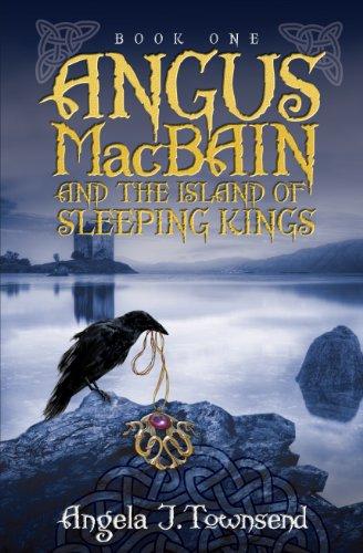 Angus MacBain and the Island of Sleeping Kings (The Angus MacBain Series Book 1)