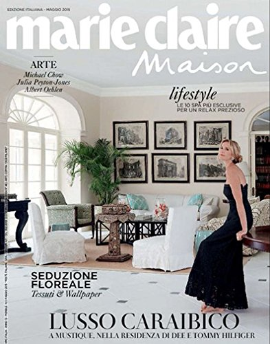 Marie claire maison france all magazine store for Marie claire maison magazine