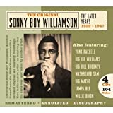 echange, troc Sonny Boy Williamson - The Later Years