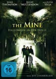 DVD Cover 'The Mine - Halloween in der Hölle