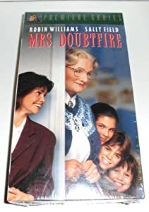 Mrs Doubtfire [VHS] from 20th Century Fox