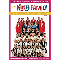 King Family - Classic Television Specials Collection Volume One