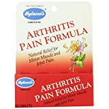Hyland's Arthritis Pain Relief Formula Tablets, Natural Muscle And Joint Pain Relief, 50 Count