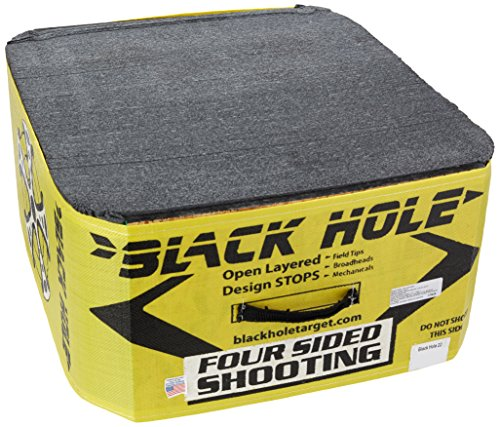 Black Hole Archery Target 22