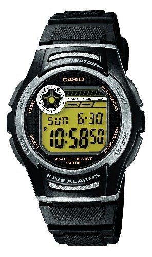 Casio Men's Casual Sports Watch W213-9A