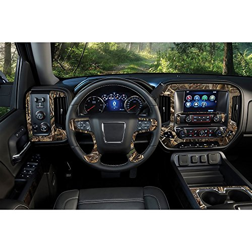Realtree Camo Graphics Camouflage Brand Auto Car Truck SUV Vehicle Camo Graphics - 12X24 Auto Interior Skin - Camo (Camo Truck Accessories compare prices)