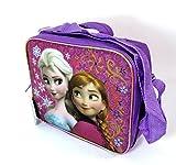 Disney Frozen Princess Elsa & Anna Lunch Box Bag Kit