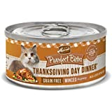 Merrick Thanksgiving Day Dinner Cat Food 5.5 oz (24 Count Case)
