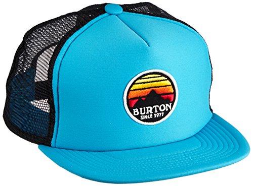Burton Berretto da uomo Sunset Trucker, Uomo, Kappe Sunset Trkr, Caneel bay, S